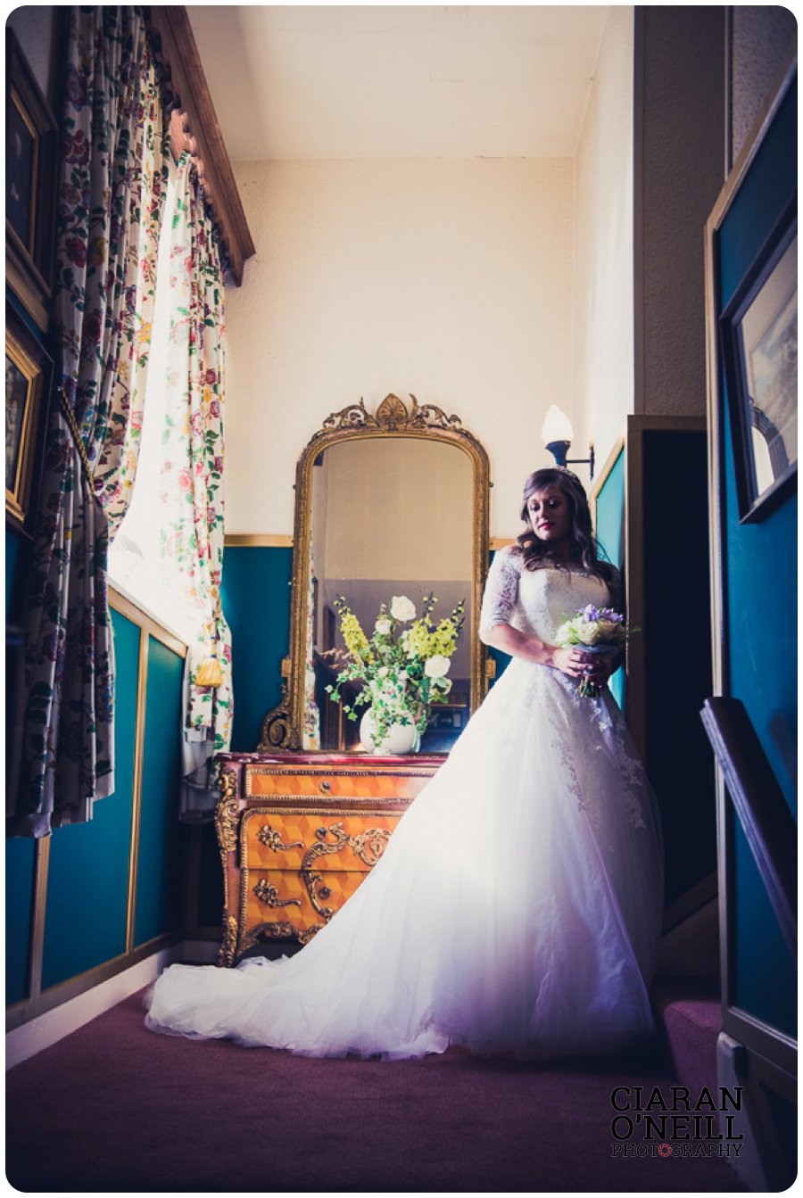 Abbie & Paul's wedding at Cabra Castle by Ciaran O'Neill Photography 19