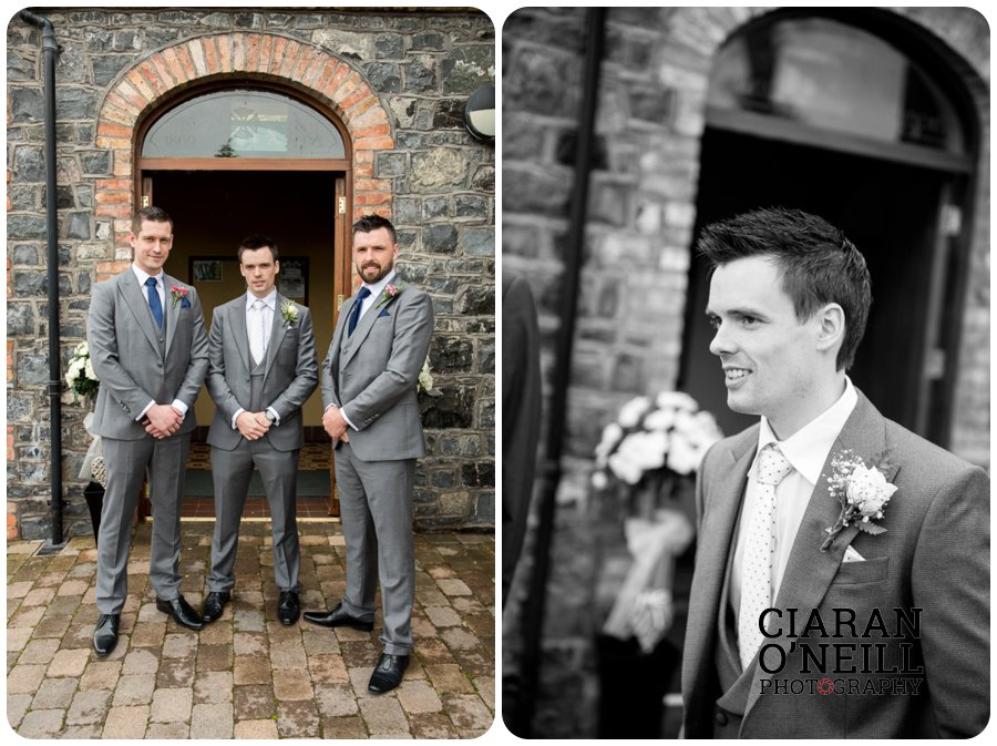 Clare & Mark's wedding at Darver Castle by Ciaran O'Neill Photography 03