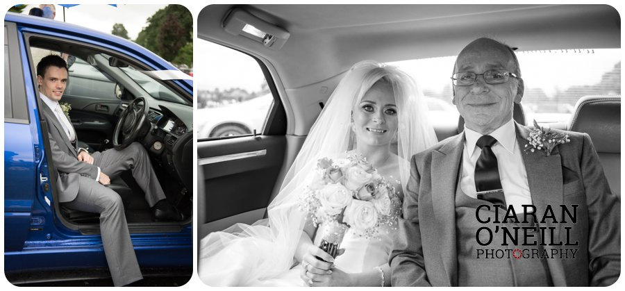 Clare & Mark's wedding at Darver Castle by Ciaran O'Neill Photography 04