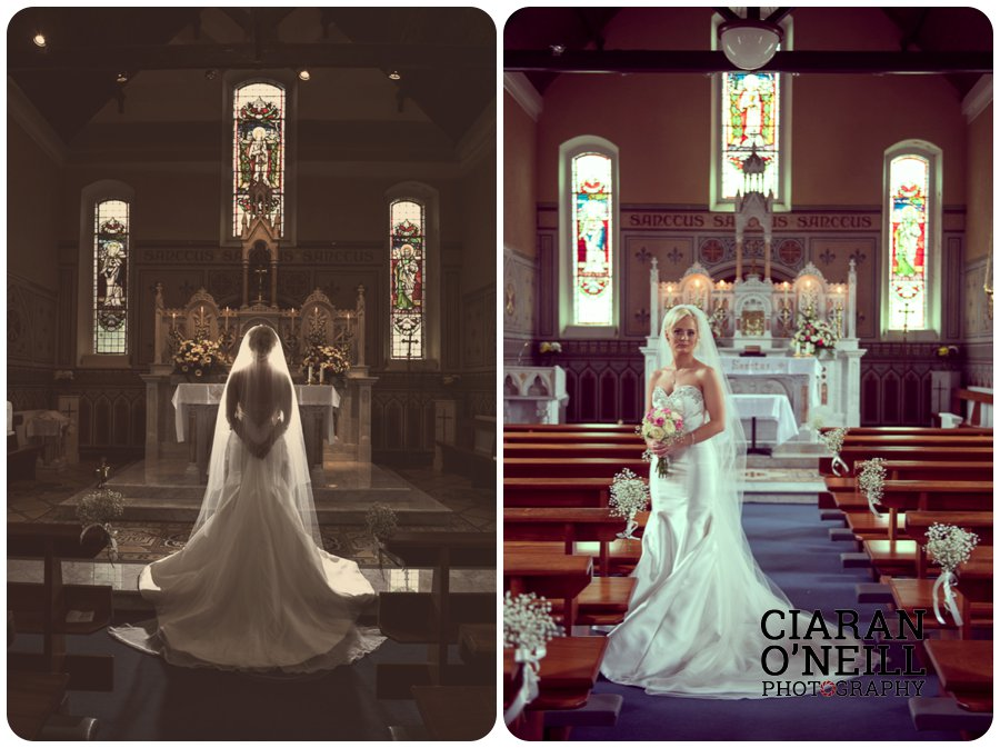 Clare & Mark's wedding at Darver Castle by Ciaran O'Neill Photography 07