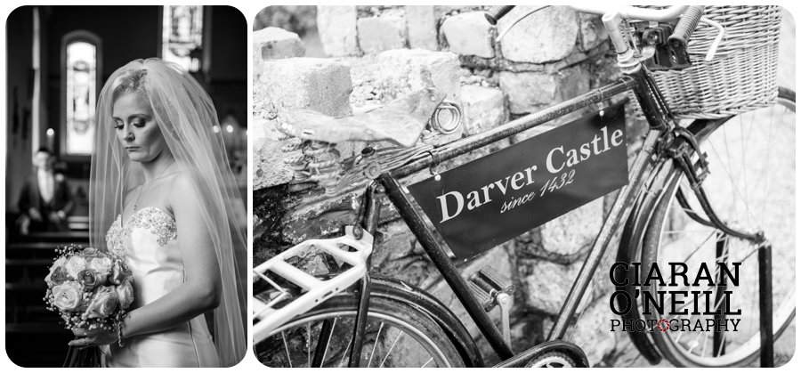 Clare & Mark's wedding at Darver Castle by Ciaran O'Neill Photography 08