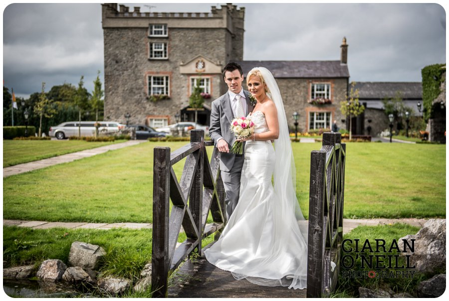 Clare & Mark's wedding at Darver Castle by Ciaran O'Neill Photography 11