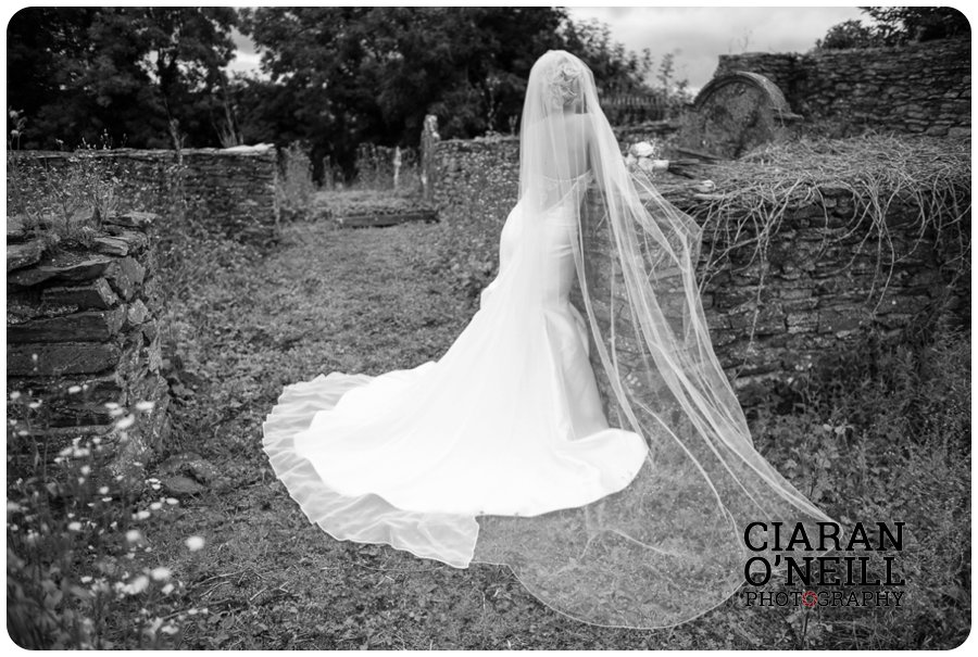 Clare & Mark's wedding at Darver Castle by Ciaran O'Neill Photography 15