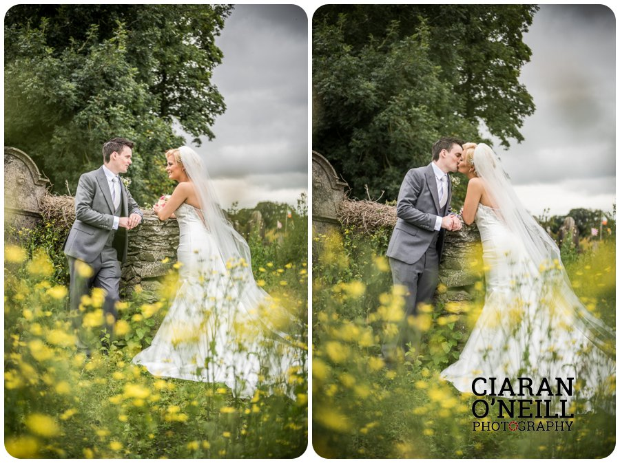 Clare & Mark's wedding at Darver Castle by Ciaran O'Neill Photography 17