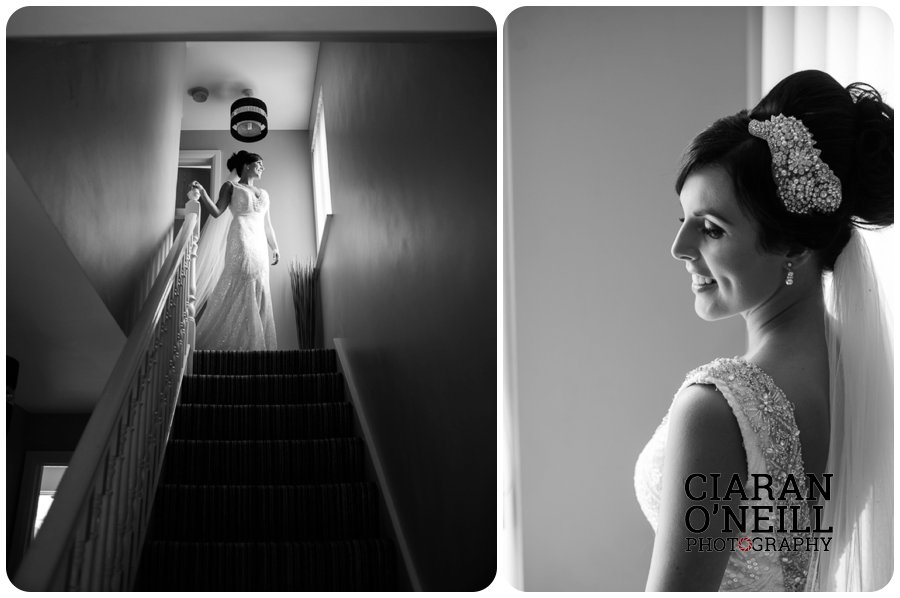 Emma & Adam's wedding at Cabra Castle by Ciaran O'Neill Photography 07