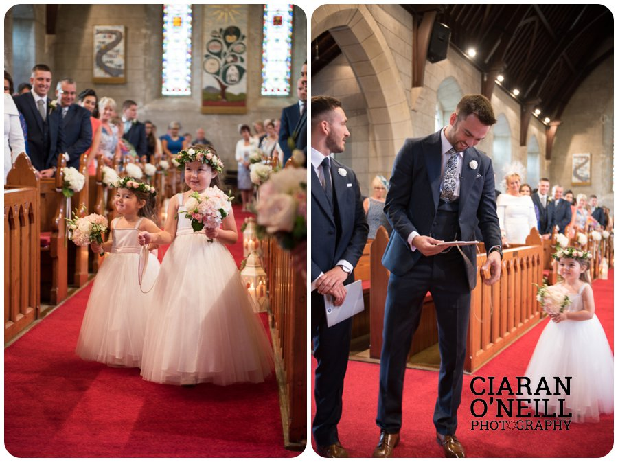 Emma & Adam's wedding at Cabra Castle by Ciaran O'Neill Photography 13