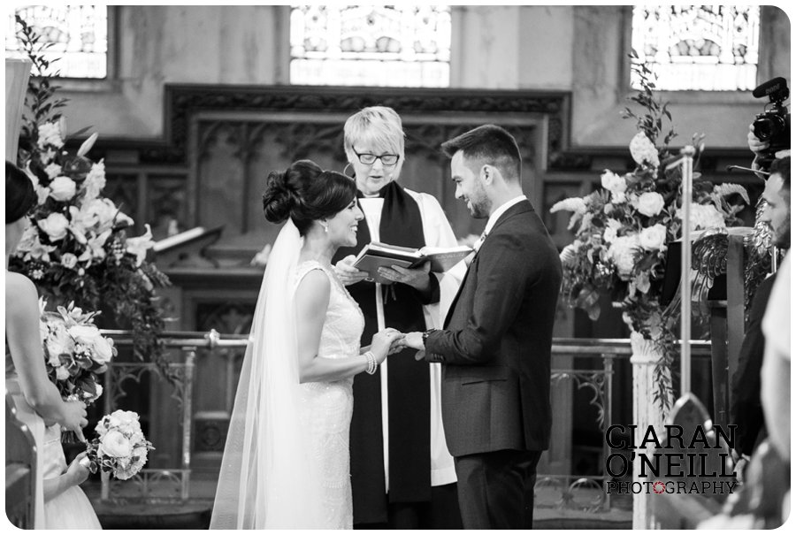 Emma & Adam's wedding at Cabra Castle by Ciaran O'Neill Photography 16