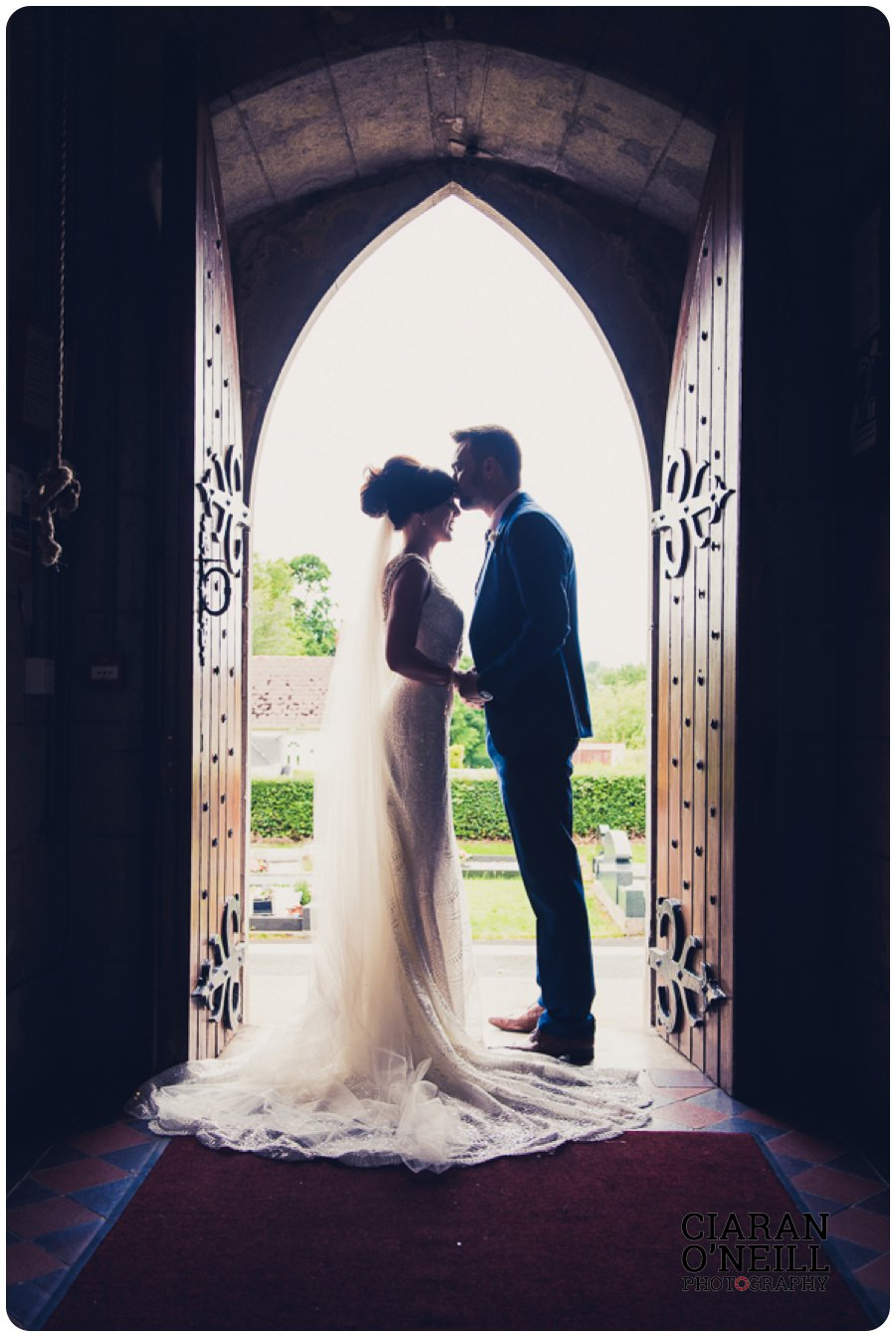 Emma & Adam's wedding at Cabra Castle by Ciaran O'Neill Photography 21