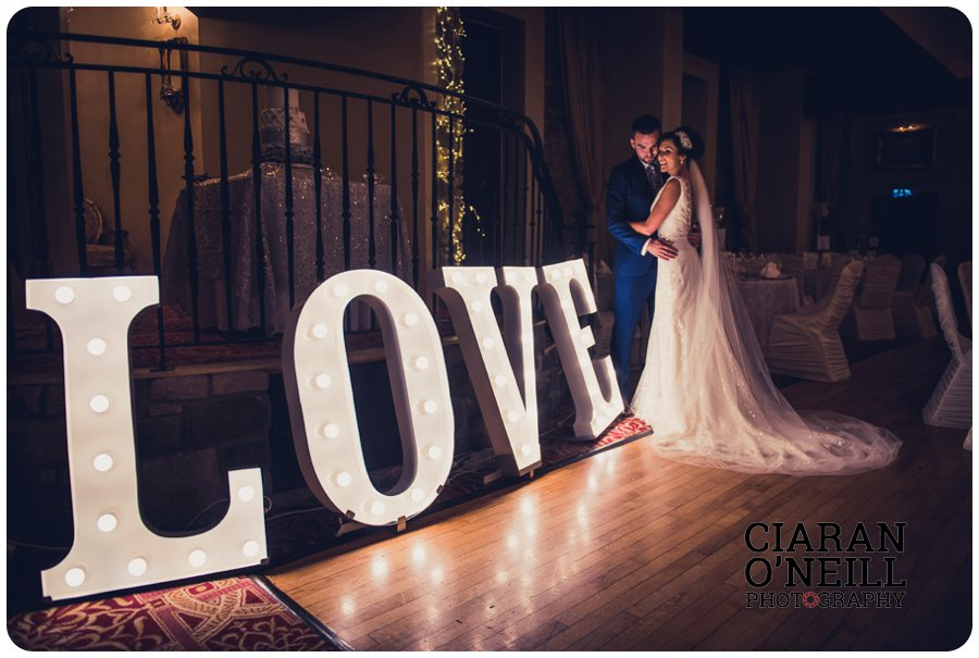 Emma & Adam's wedding at Cabra Castle by Ciaran O'Neill Photography 23