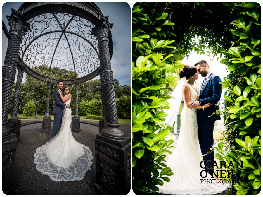 Emma & Adam's wedding at Cabra Castle by Ciaran O'Neill Photography 24