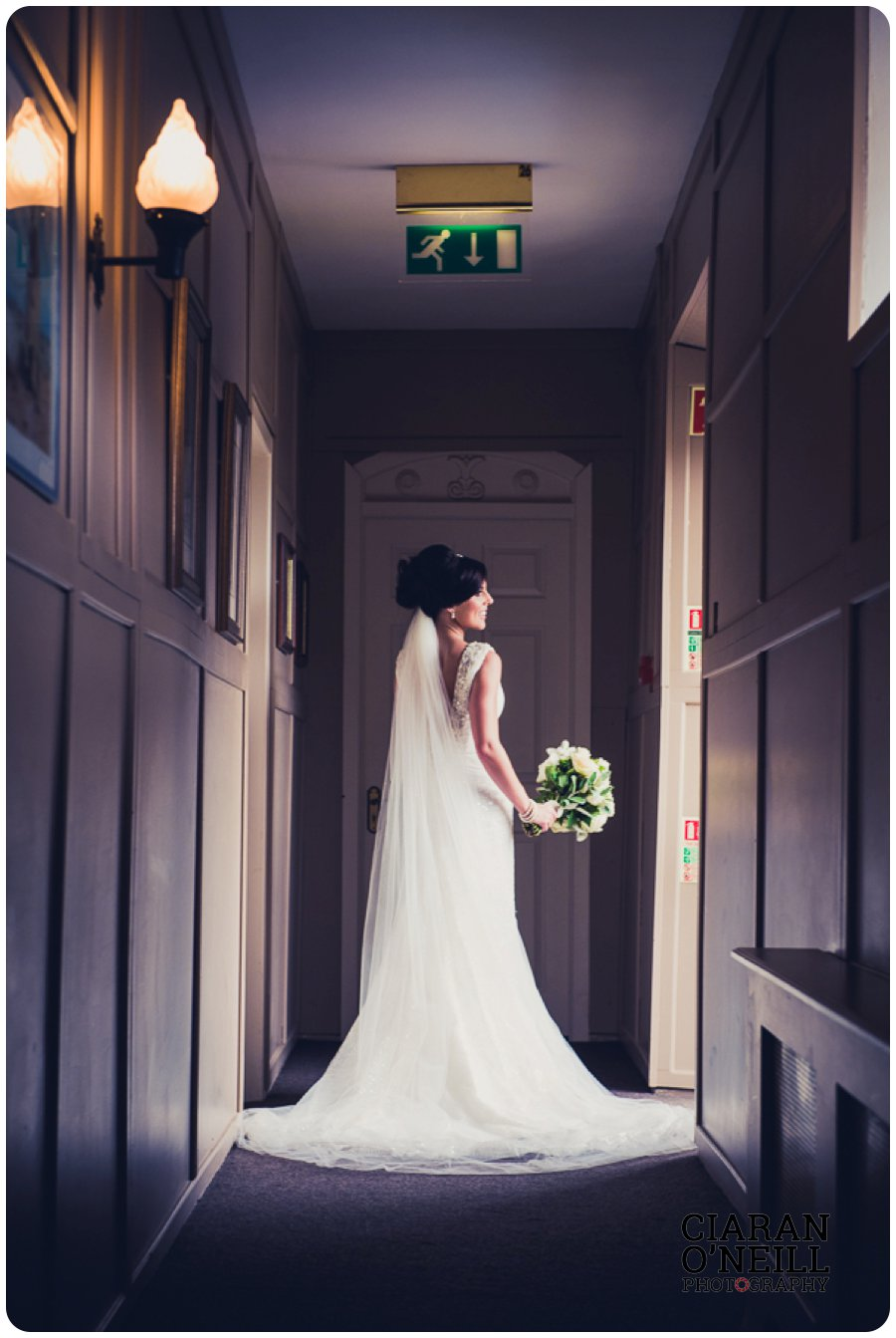 Emma & Adam's wedding at Cabra Castle by Ciaran O'Neill Photography 25