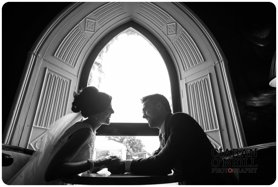 Emma & Adam's wedding at Cabra Castle by Ciaran O'Neill Photography 27