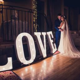 Emma & Adam's wedding at Cabra Castle by Ciaran O'Neill Photography