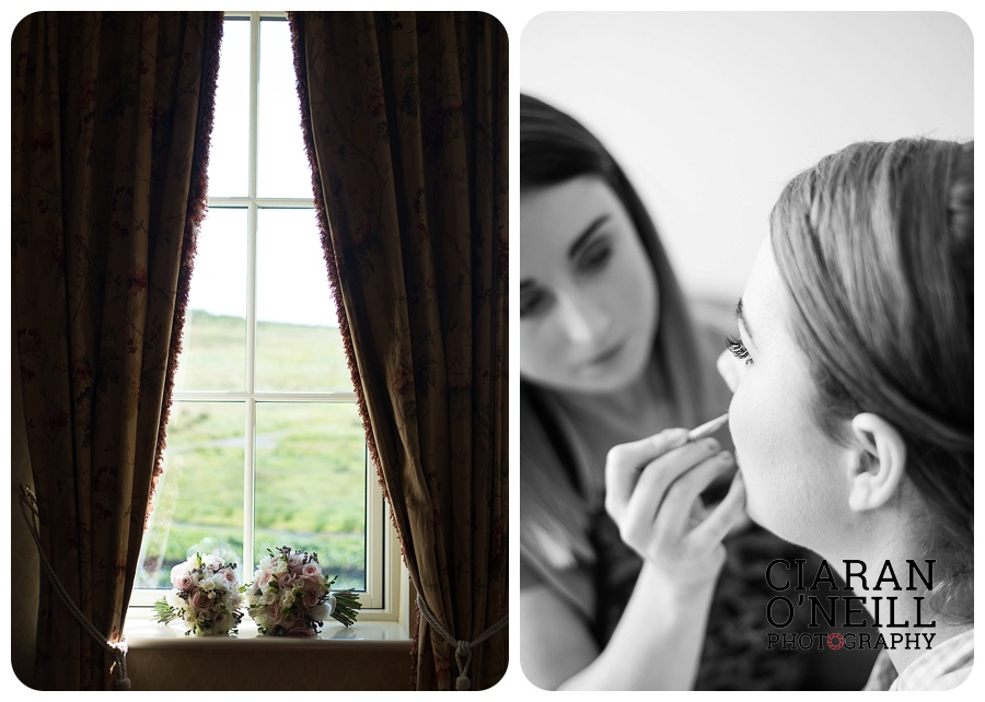 Hannah & Christopher's wedding at Lough Erne Resort & Spa by Ciaran O'Neill Photography 01