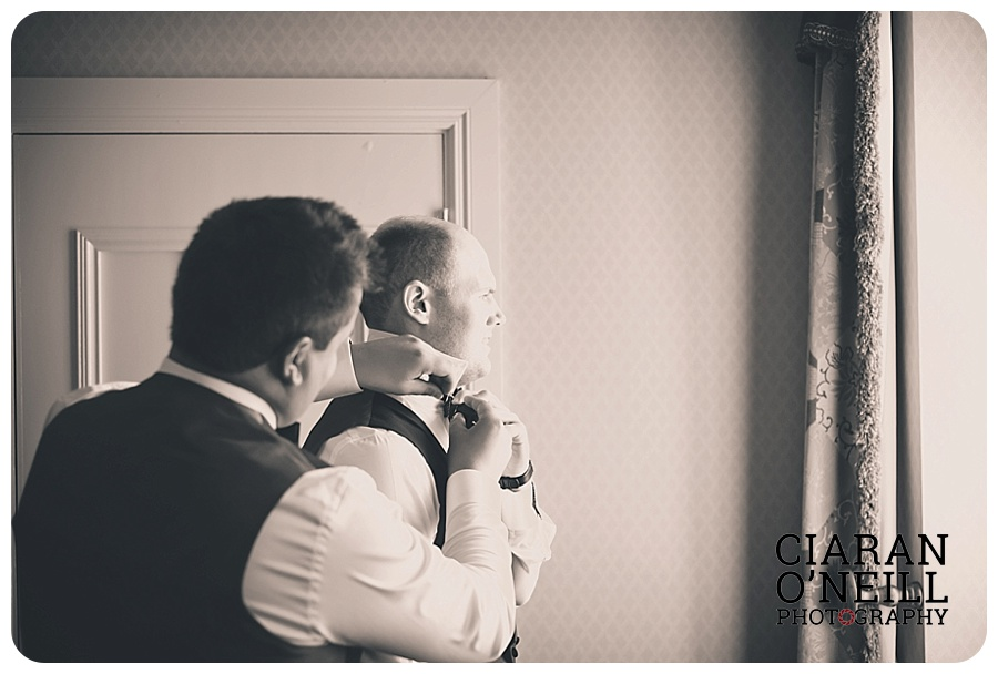 Hannah & Christopher's wedding at Lough Erne Resort & Spa by Ciaran O'Neill Photography 02
