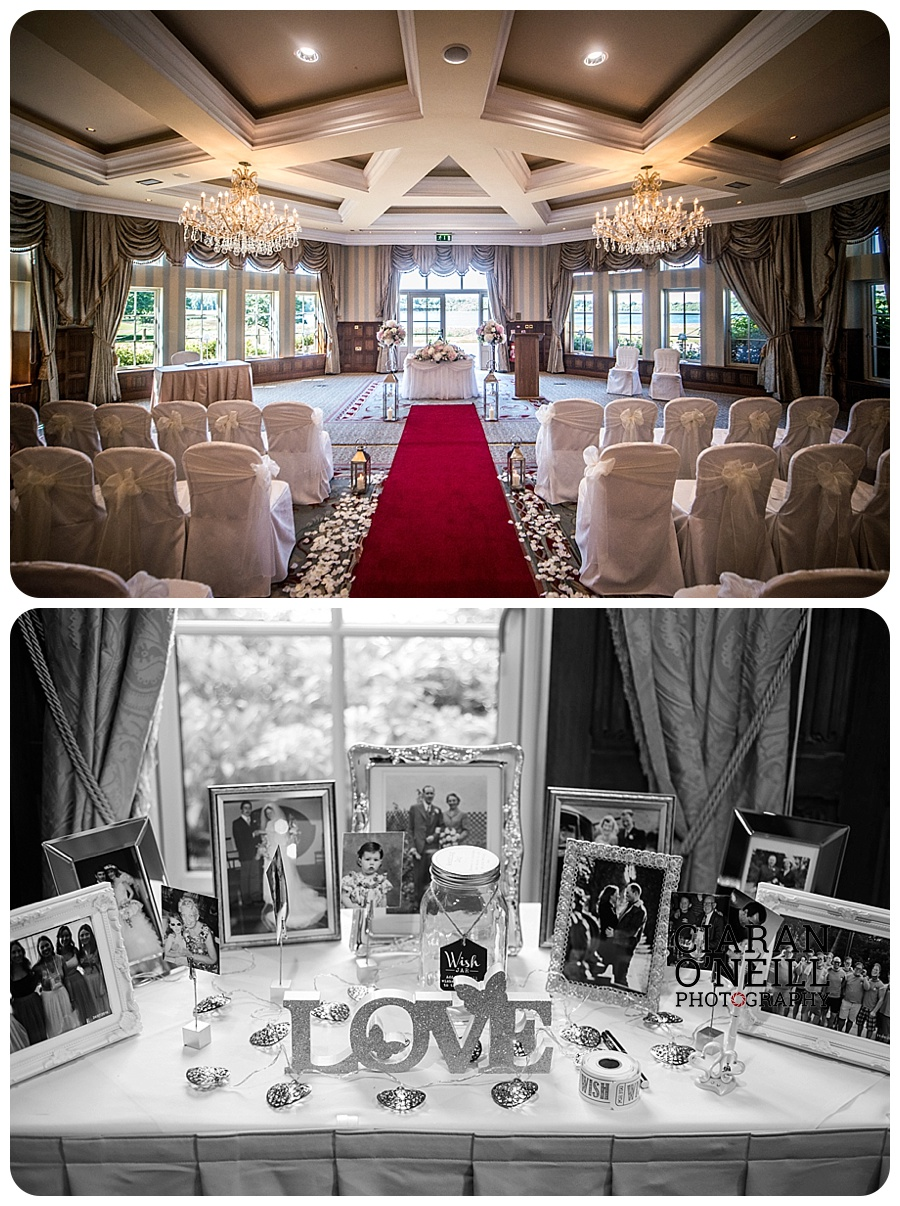 Hannah & Christopher's wedding at Lough Erne Resort & Spa by Ciaran O'Neill Photography 03