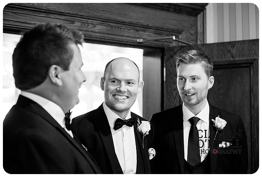 Hannah & Christopher's wedding at Lough Erne Resort & Spa by Ciaran O'Neill Photography 07
