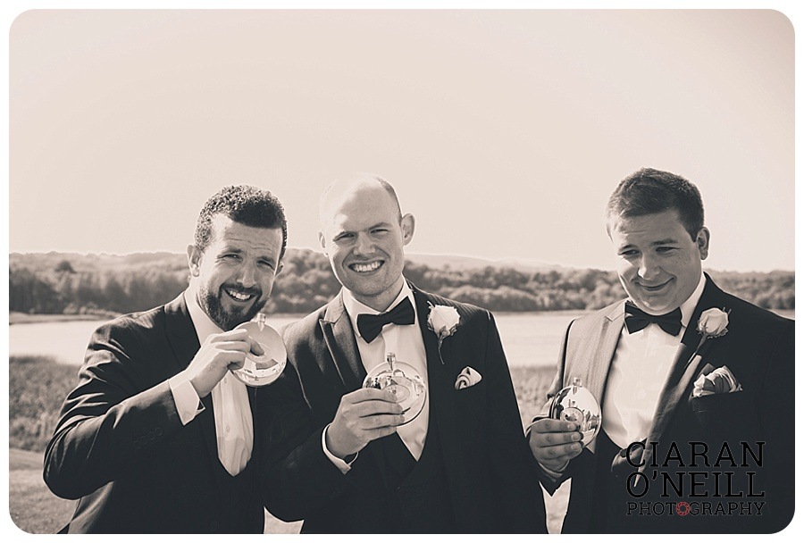 Hannah & Christopher's wedding at Lough Erne Resort & Spa by Ciaran O'Neill Photography 12