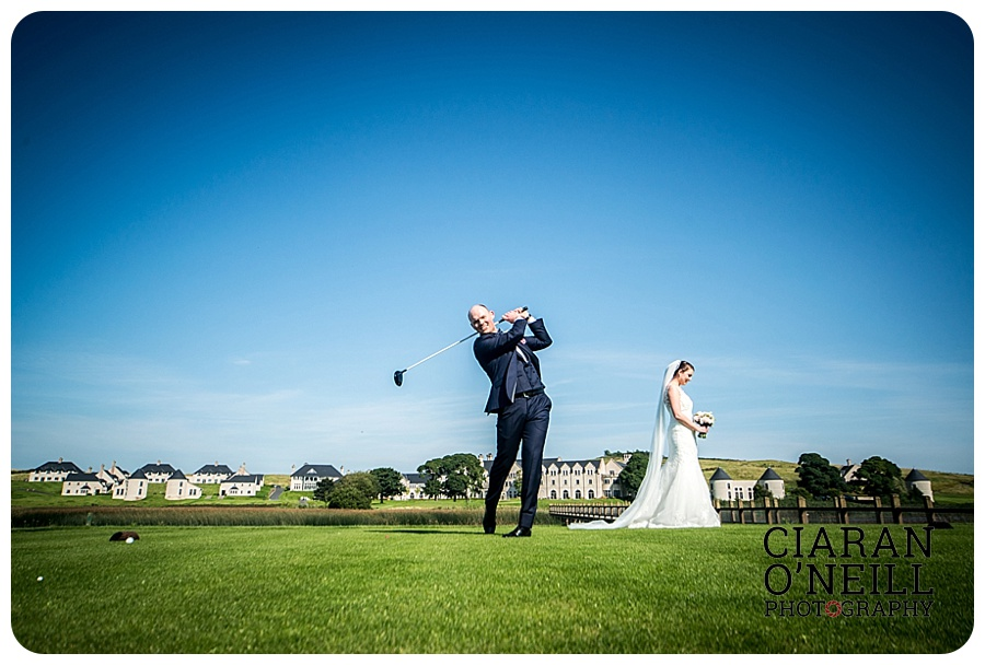 Hannah & Christopher's wedding at Lough Erne Resort & Spa by Ciaran O'Neill Photography 17
