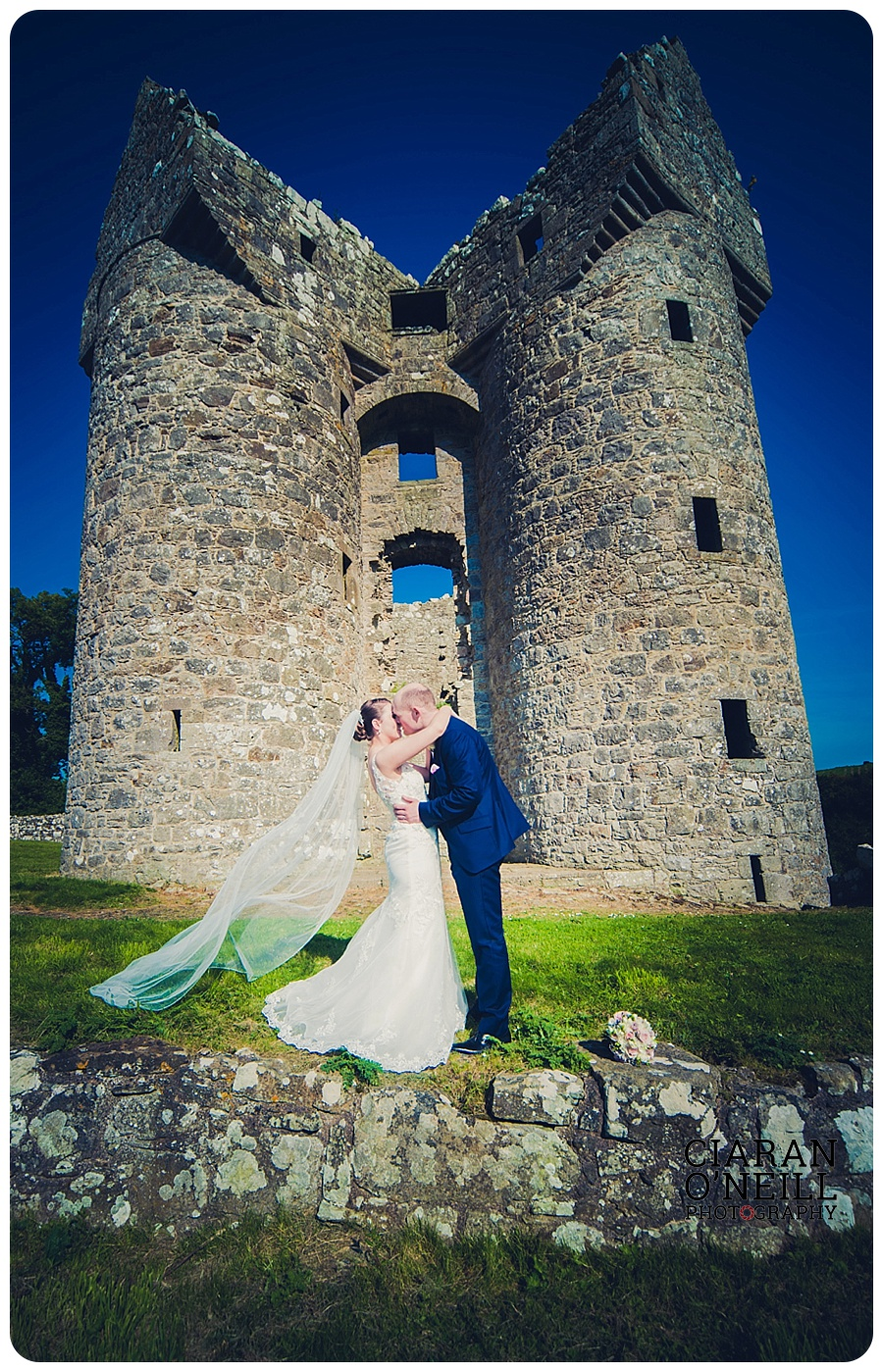 Hannah & Christopher's wedding at Lough Erne Resort & Spa by Ciaran O'Neill Photography 18