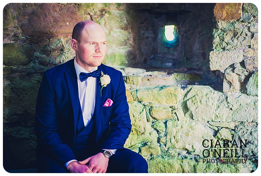 Hannah & Christopher's wedding at Lough Erne Resort & Spa by Ciaran O'Neill Photography 20