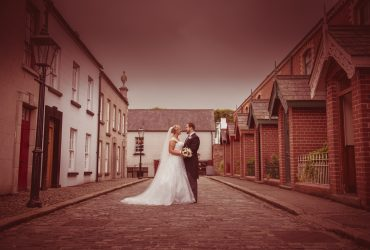Helen & Laurence's wedding at Cultra Manor