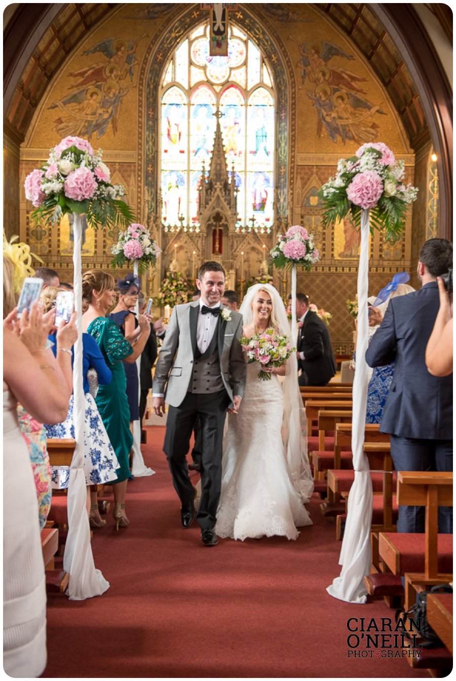 Hollie & Adrian's wedding at Slieve Donard Resort & Spa 45