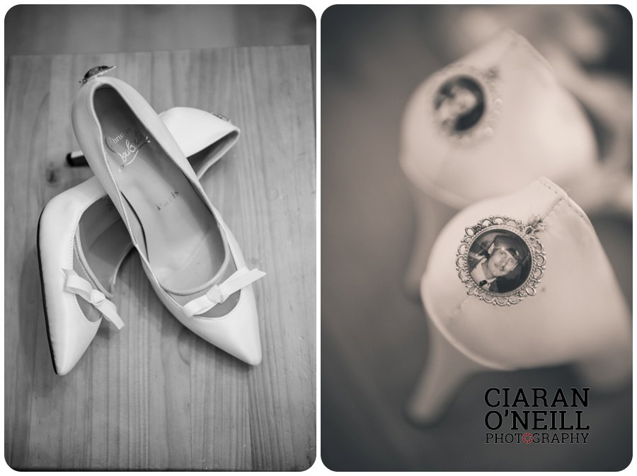 Jacqueline & Keith's wedding at Darver Castle by Ciaran O'Neill Photography 02