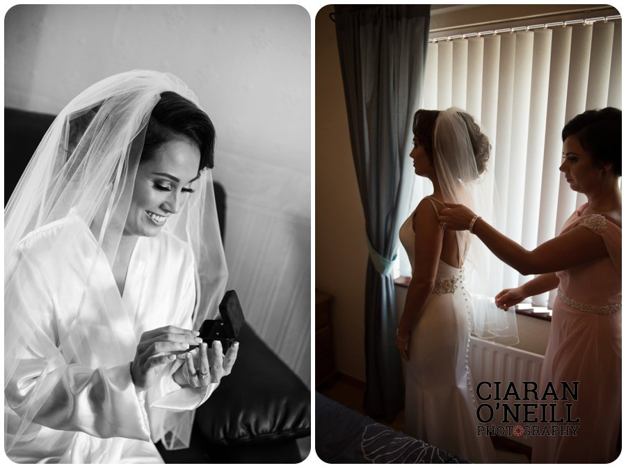 Jacqueline & Keith's wedding at Darver Castle by Ciaran O'Neill Photography 04