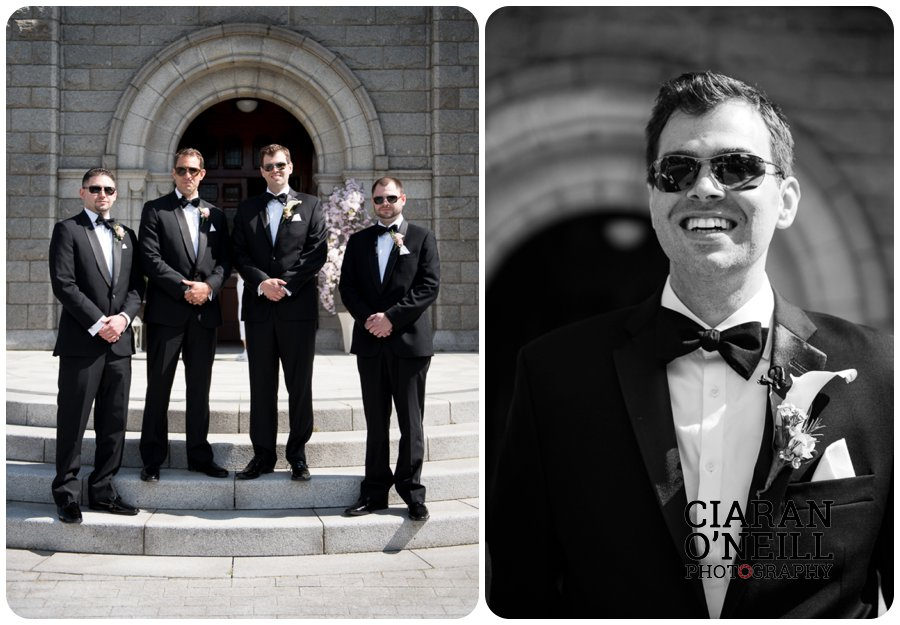 Jacqueline & Keith's wedding at Darver Castle by Ciaran O'Neill Photography 06
