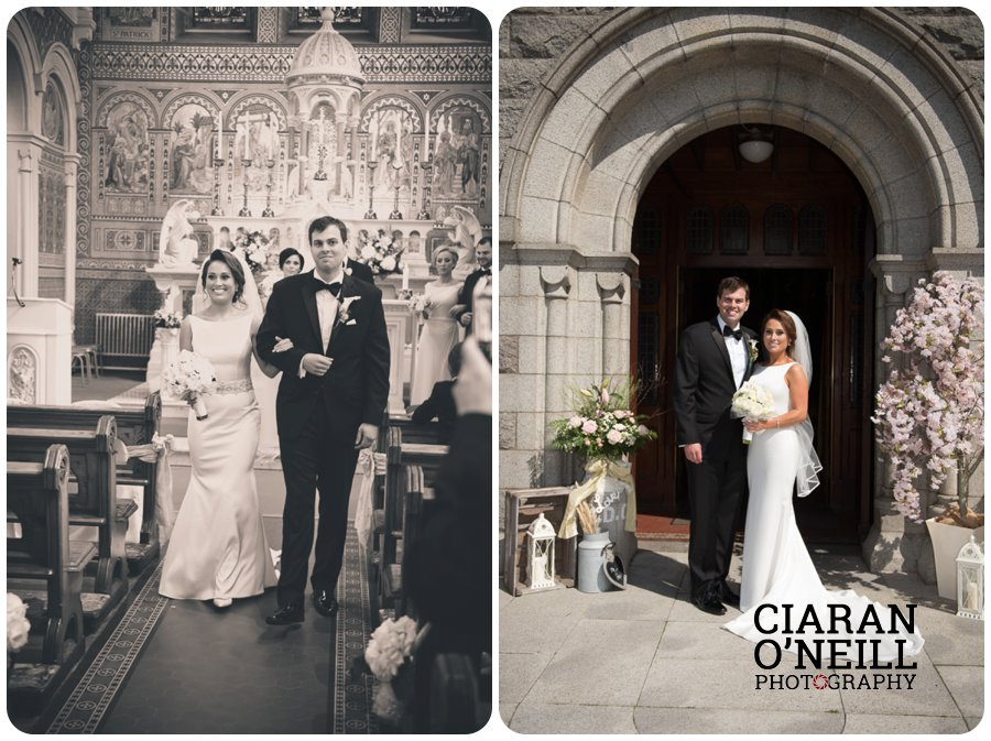 Jacqueline & Keith's wedding at Darver Castle by Ciaran O'Neill Photography 11