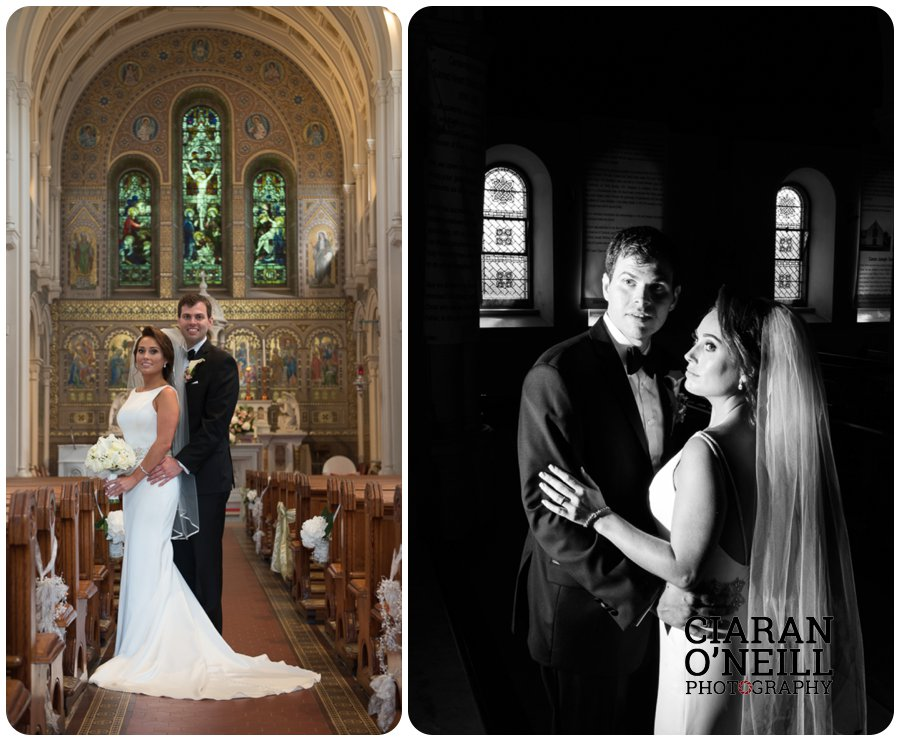 Jacqueline & Keith's wedding at Darver Castle by Ciaran O'Neill Photography 12