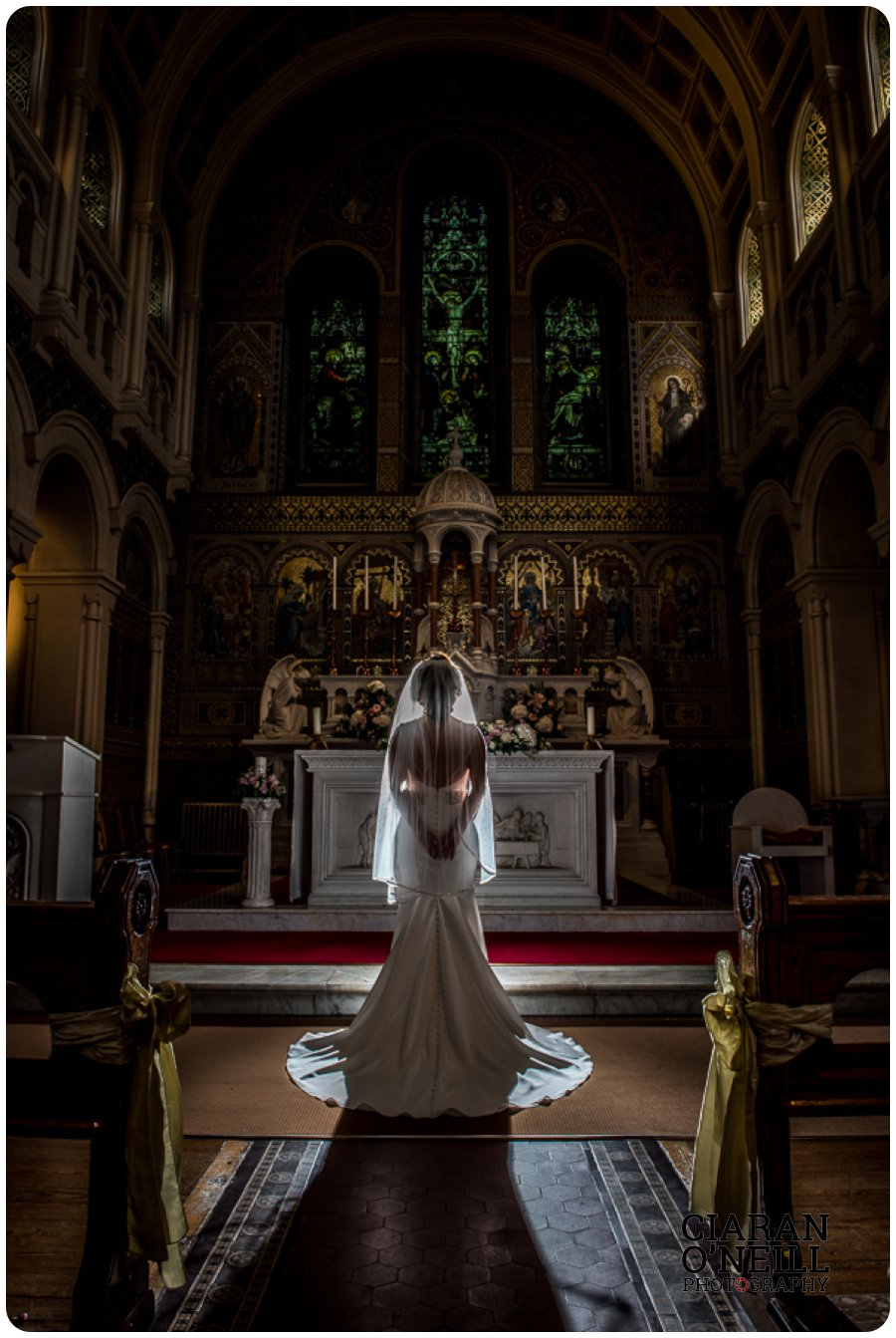 Jacqueline & Keith's wedding at Darver Castle by Ciaran O'Neill Photography 13