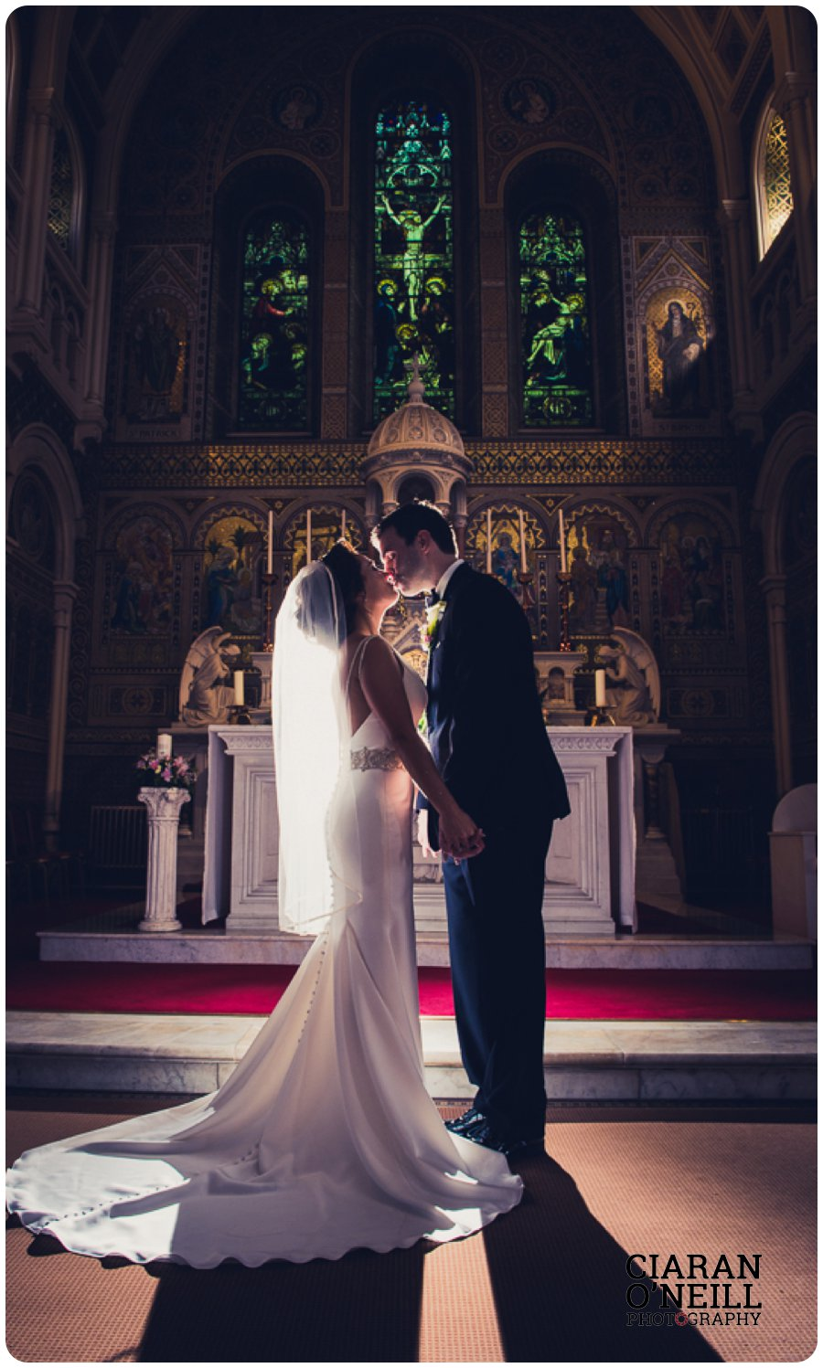 Jacqueline & Keith's wedding at Darver Castle by Ciaran O'Neill Photography 14