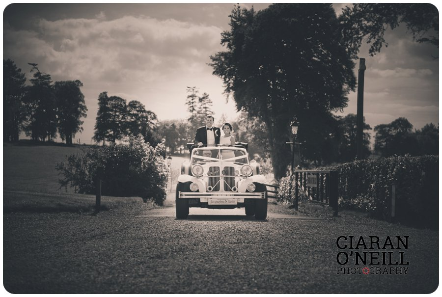 Jacqueline & Keith's wedding at Darver Castle by Ciaran O'Neill Photography 16