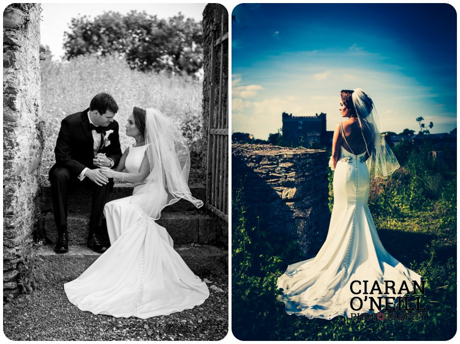 Jacqueline & Keith's wedding at Darver Castle by Ciaran O'Neill Photography 21