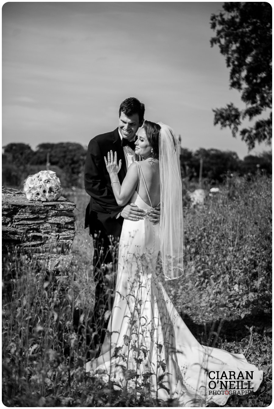 Jacqueline & Keith's wedding at Darver Castle by Ciaran O'Neill Photography 22