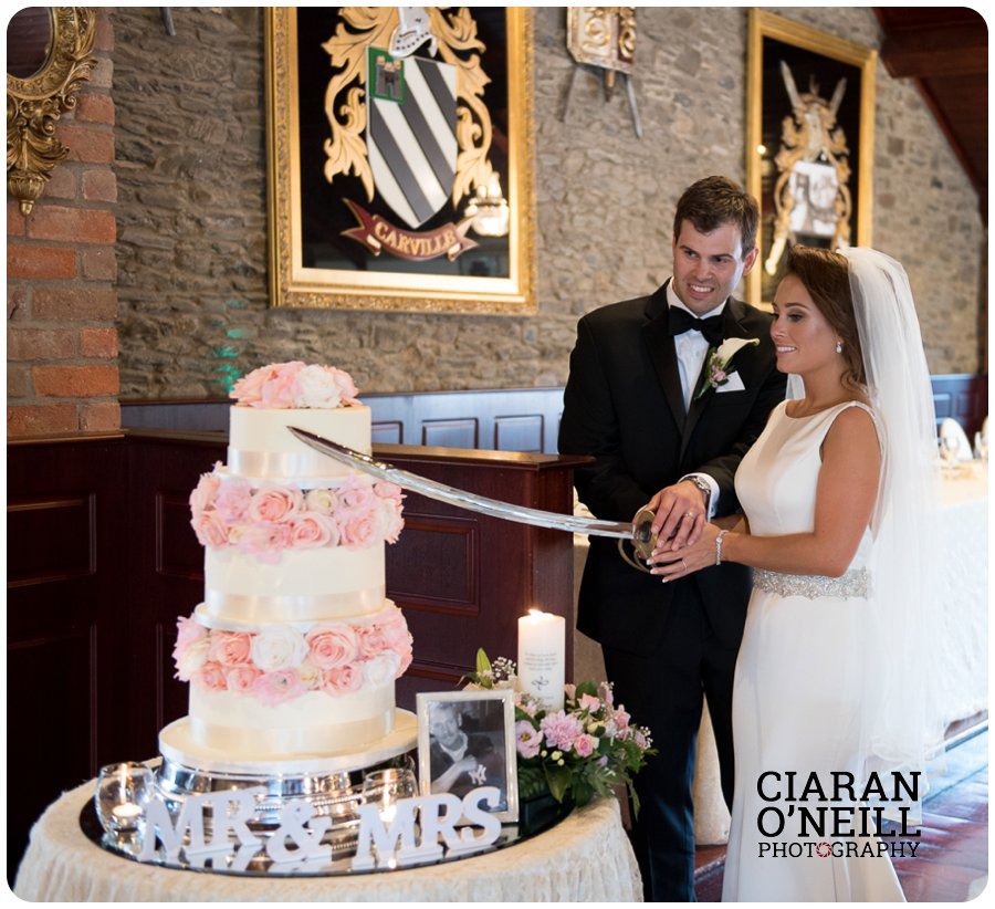 Jacqueline & Keith's wedding at Darver Castle by Ciaran O'Neill Photography 23