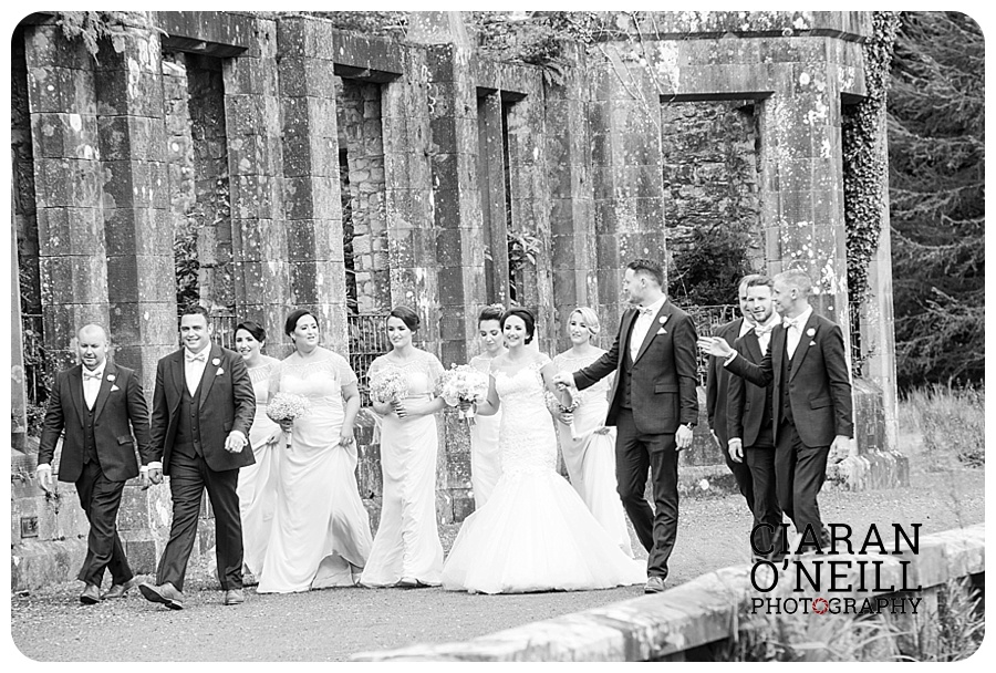 Janet & Seamus's wedding at the Greenvale Hotel by Ciaran O'Neill Photography 17