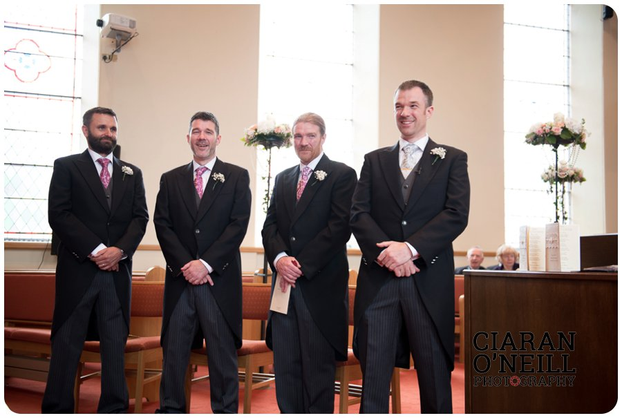 Katie & James's wedding at Tankardstown House by Ciaran O'Neill Photography 10