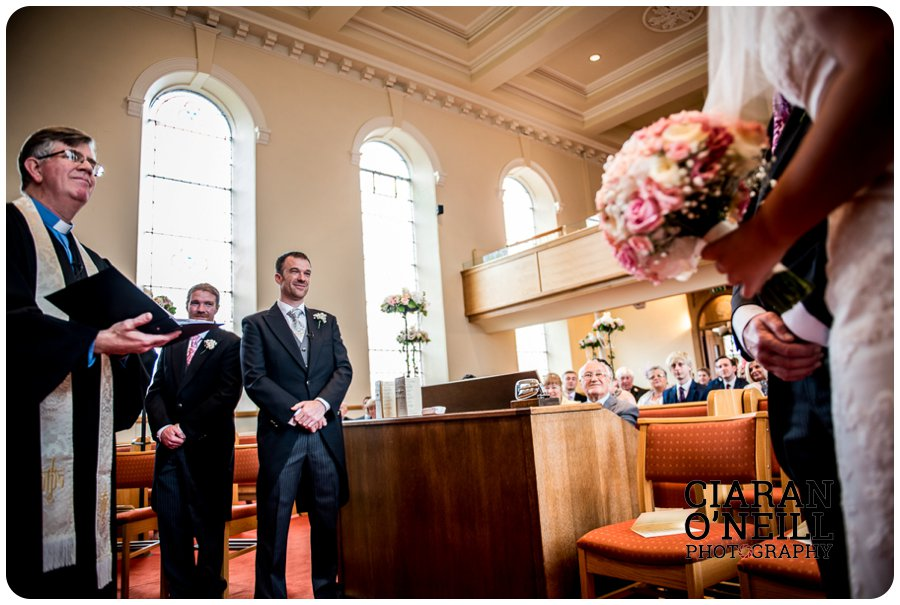 Katie & James's wedding at Tankardstown House by Ciaran O'Neill Photography 11