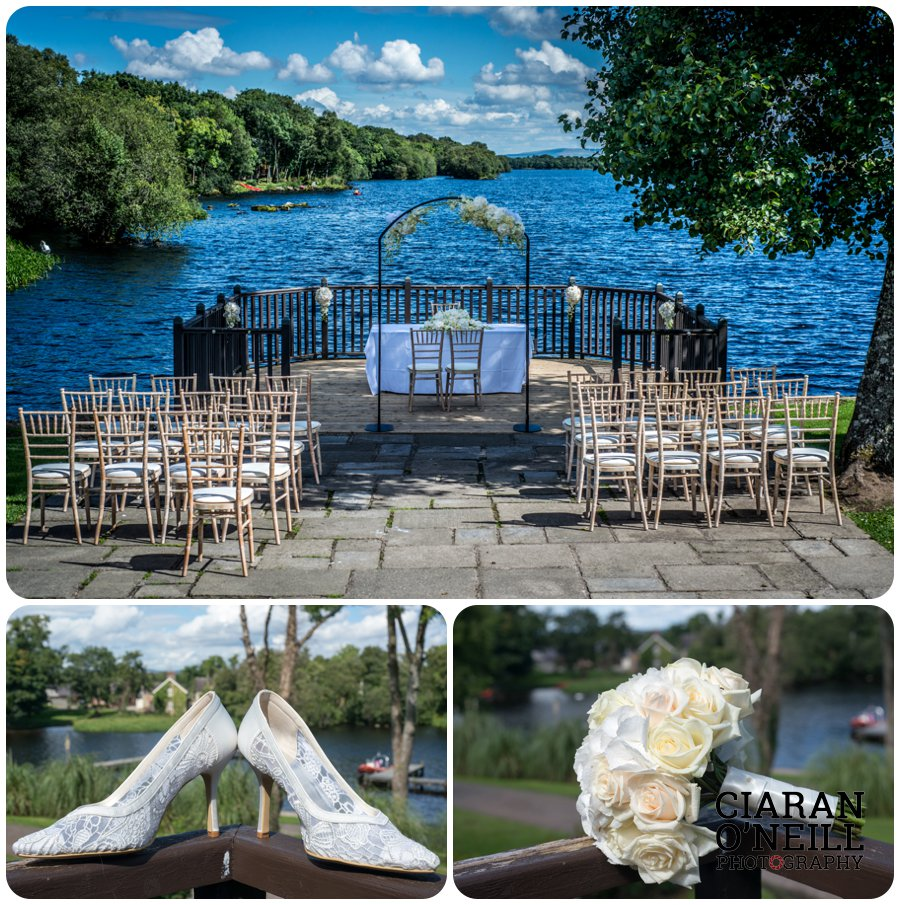 Kirsty & Chris's wedding at Lusty Beg Island by Ciaran O'Neill Photography 01