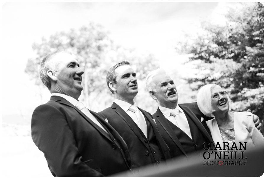 Kirsty & Chris's wedding at Lusty Beg Island by Ciaran O'Neill Photography 05