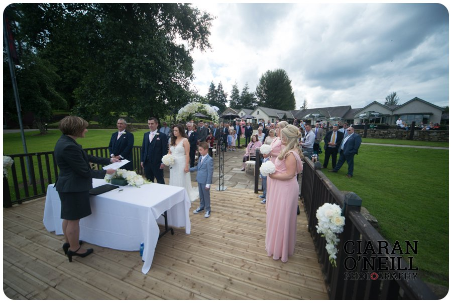 Kirsty & Chris's wedding at Lusty Beg Island by Ciaran O'Neill Photography 09