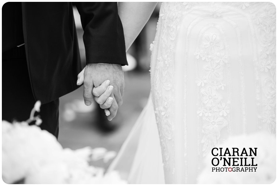 Kirsty & Chris's wedding at Lusty Beg Island by Ciaran O'Neill Photography 10