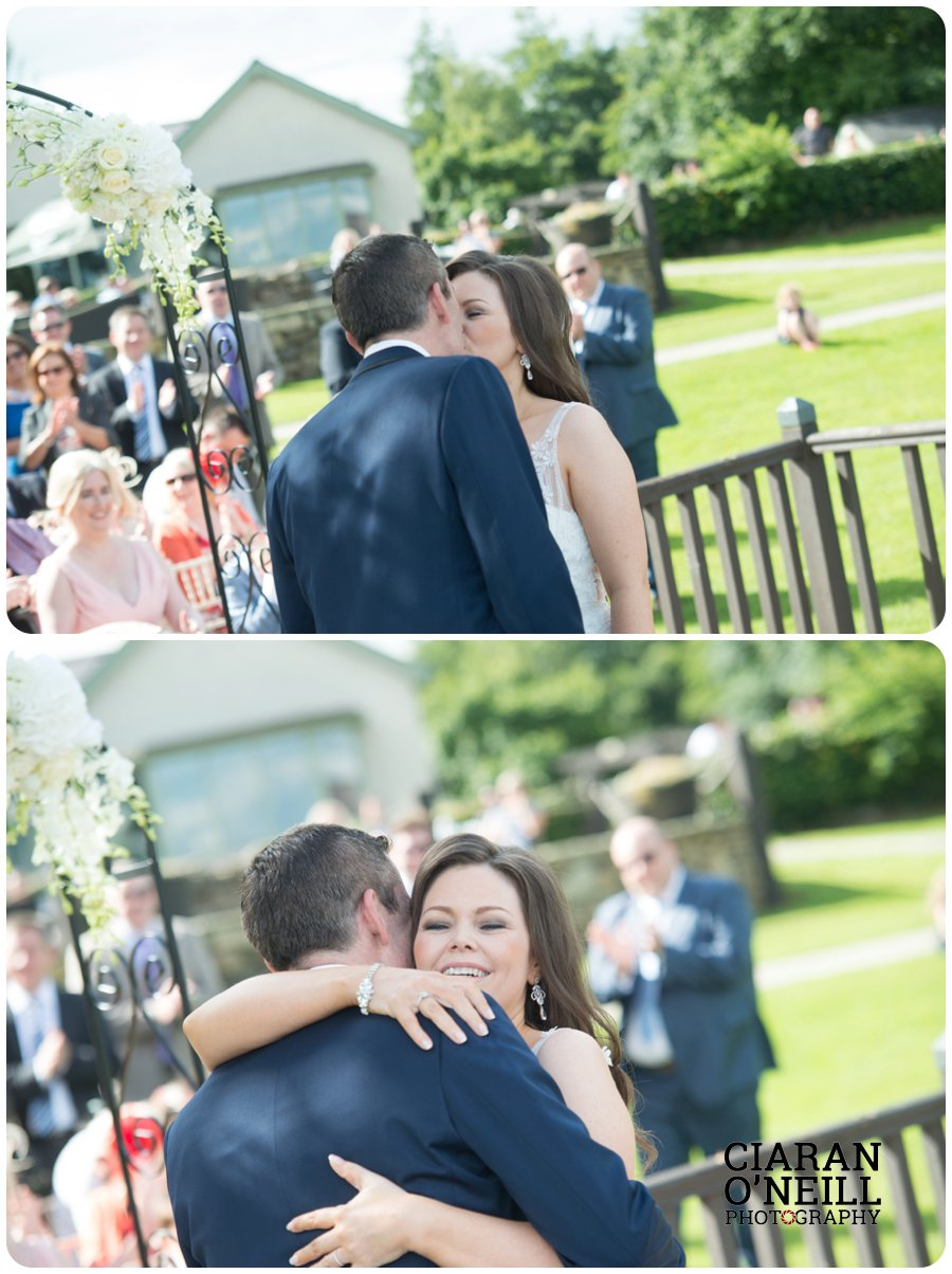 Kirsty & Chris's wedding at Lusty Beg Island by Ciaran O'Neill Photography 13
