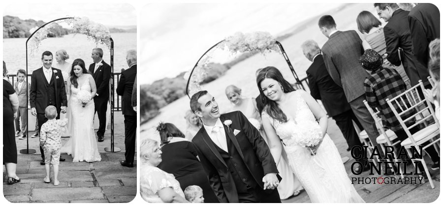 Kirsty & Chris's wedding at Lusty Beg Island by Ciaran O'Neill Photography 14