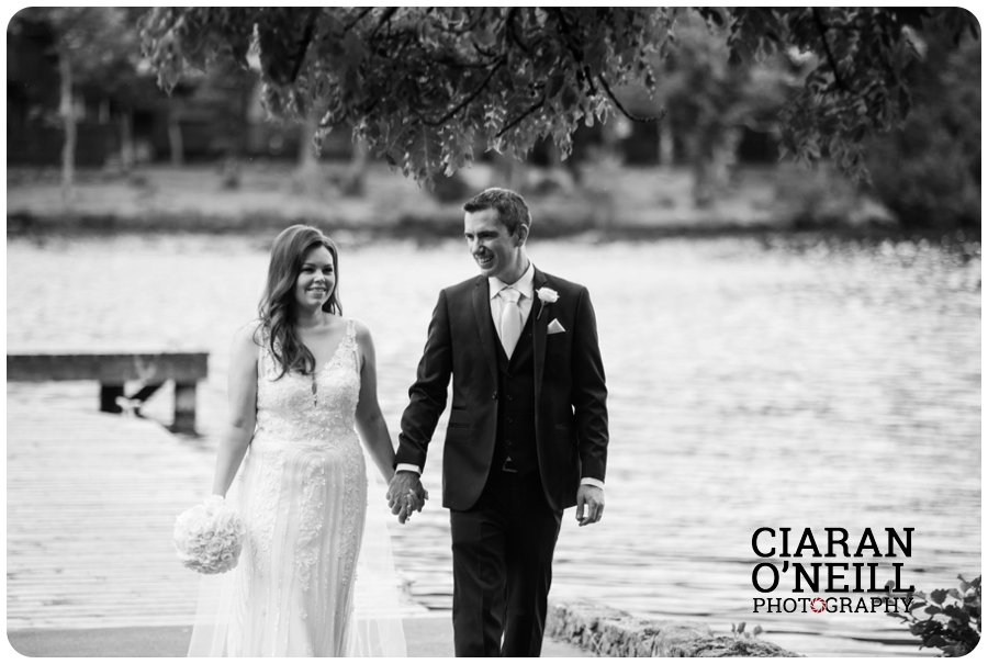 Kirsty & Chris's wedding at Lusty Beg Island by Ciaran O'Neill Photography 17