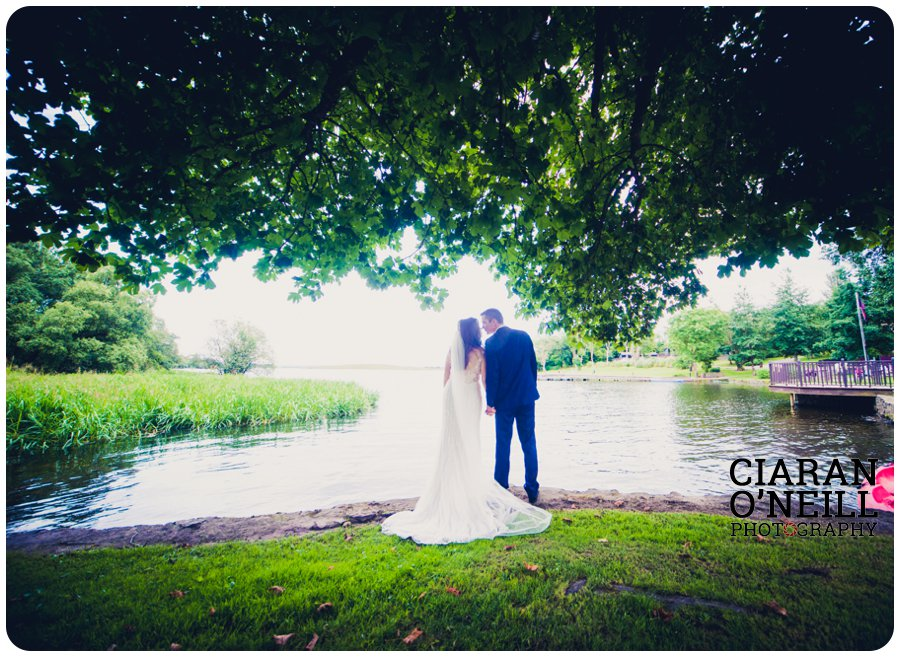 Kirsty & Chris's wedding at Lusty Beg Island by Ciaran O'Neill Photography 18
