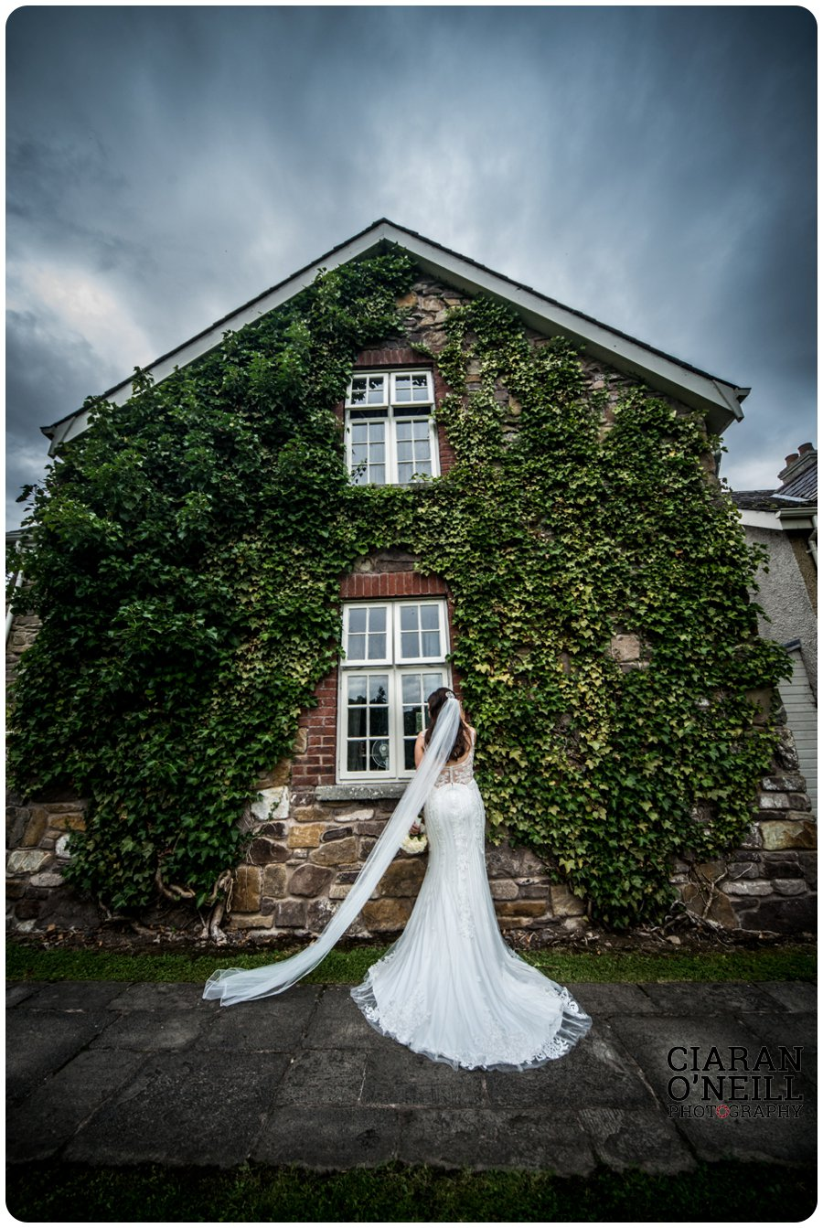 Kirsty & Chris's wedding at Lusty Beg Island by Ciaran O'Neill Photography 19
